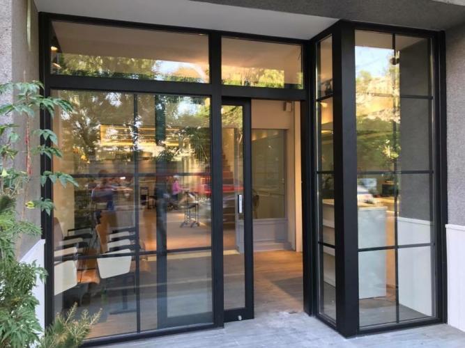 玻璃屋 - 新竹髮型設計室玻璃代工